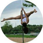 Poledance Erfahrungen Gabriela