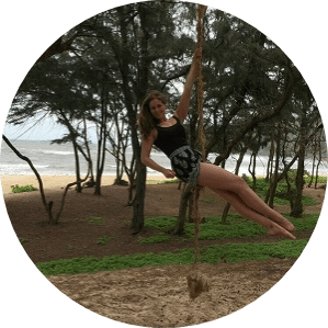 Pole around the world: Poledance Hawaii