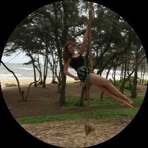 Pole around the world: Poledance Hawaii