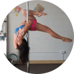 Poledance Erfahrungen Rika Torres