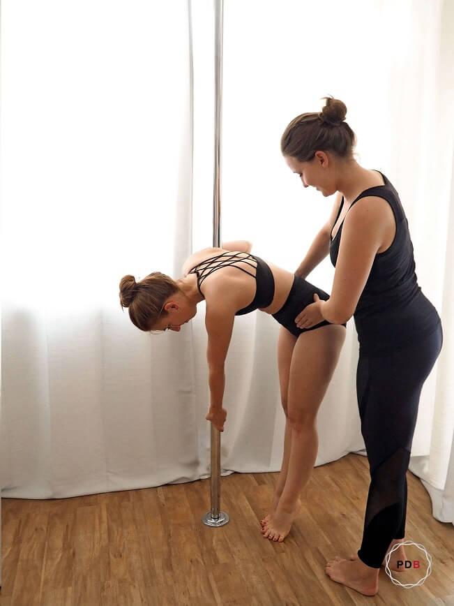 Poledance lernen