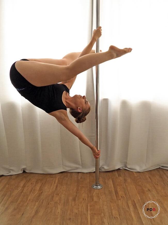 Poledance Handspring