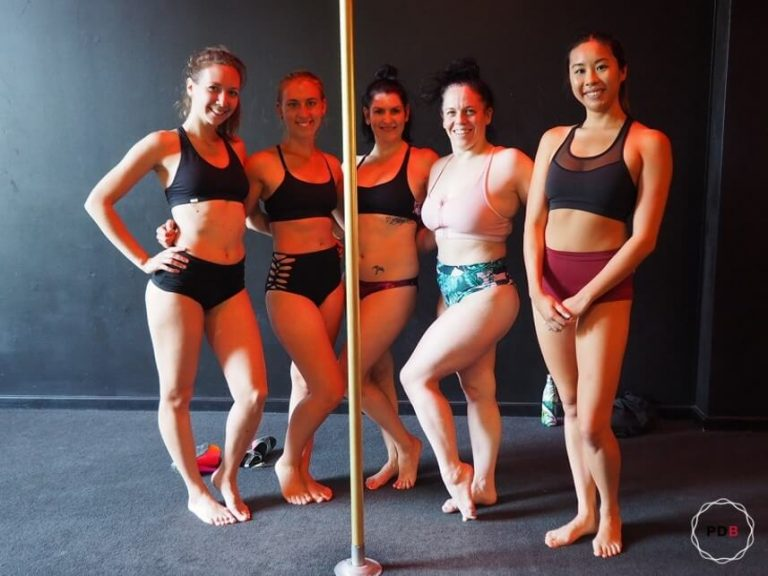 Poledance in Australien: Bobbi's Pole Studio